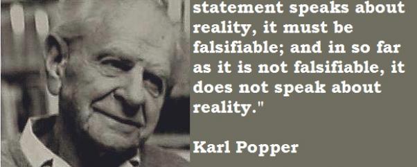 The Falsification Principle